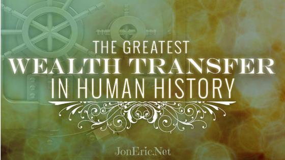 Judgement in the kingdom of heaven - Wealth Transfer - Rapture