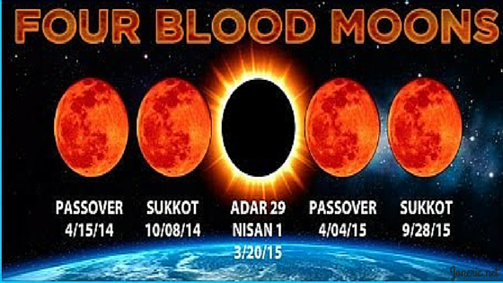 Judgement in the kingdom of heaven blood moons